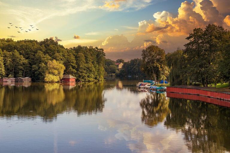 Deine Fasten Reise_Feldberger Seenlandschaft Wassersport