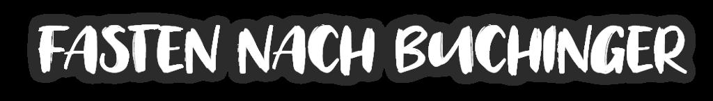 Fasten nach Buchinger