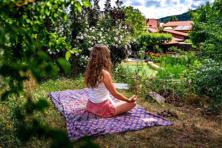 Gut Wildberg Deine Fasten Reise Yoga