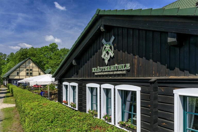 Deine Fasten Reise Landpension Kräutermühle Burg Spreewald